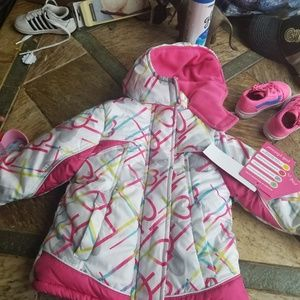 Jackets & Coats - Baby girl 18 month jacket